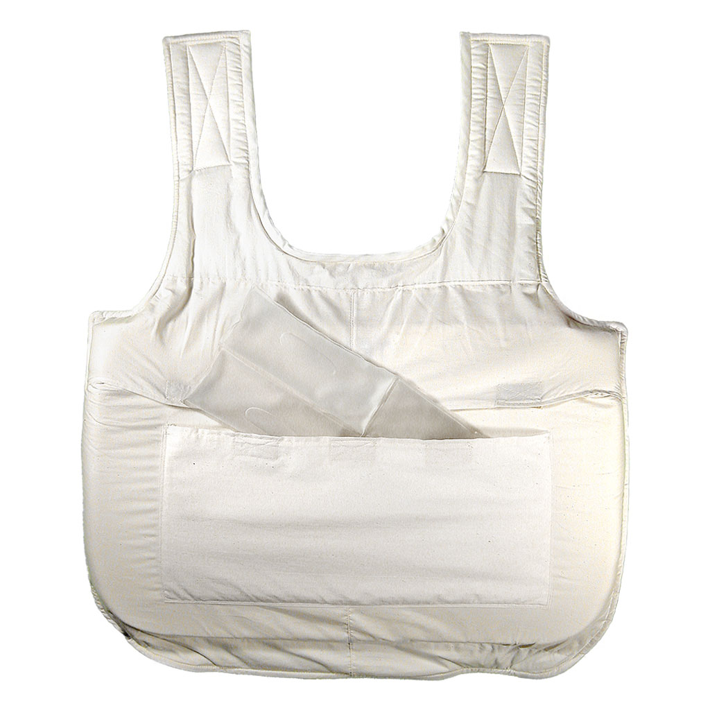 Adjustable Vest Padding w/Cool Pockets 2