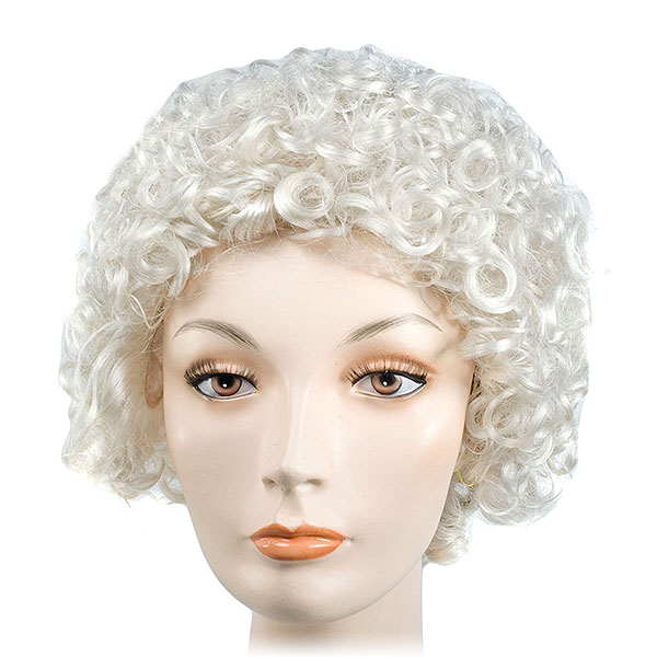 Lacey Mrs. Claus #100 Wig