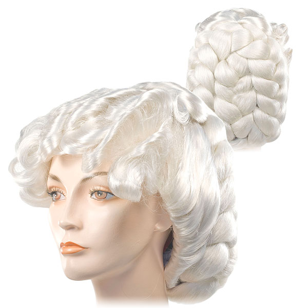 Lacey Mrs. Claus #1870 Wig