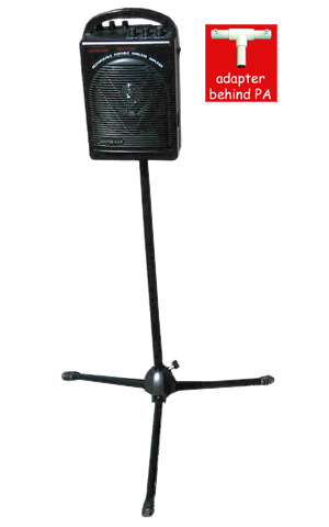 Tripod Stand for Happie Amp